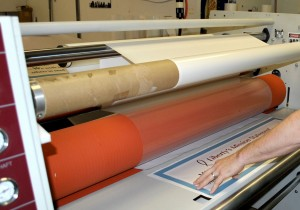 Mounting and Laminating Services